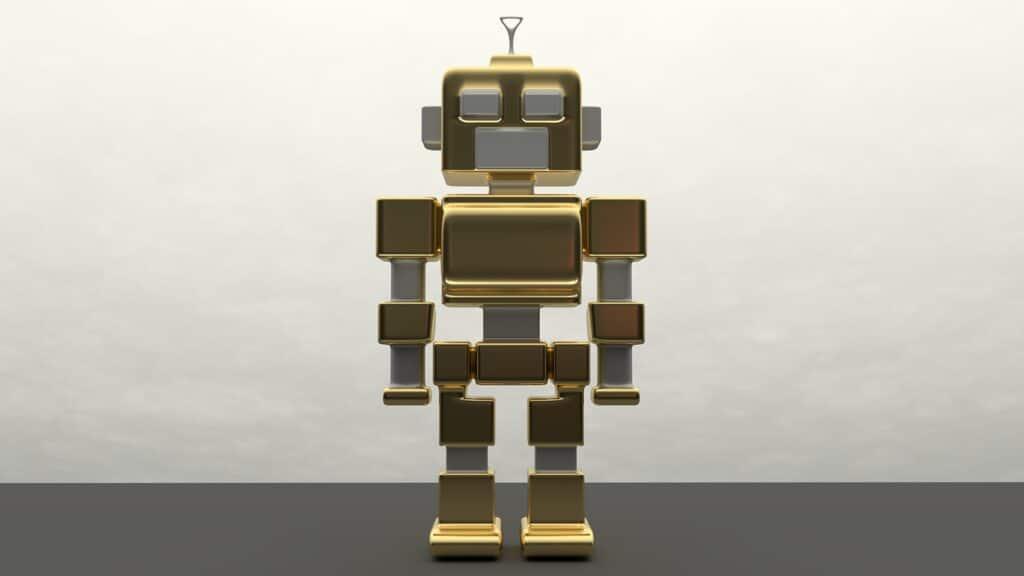 robot, metal, artificial intelligence